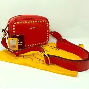 Authentic Valentino Mia leather crossbody